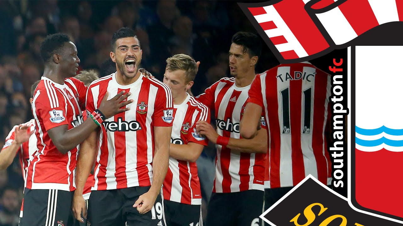 5b914d35d67 Every goal from Southampton's 2015/16 campaign - YouTube