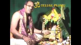 SATYANARAYANA SWAMI VRATHAM Part 1 by Telugupujalu.com