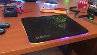 Tutorial - DIY led modded mouse mat