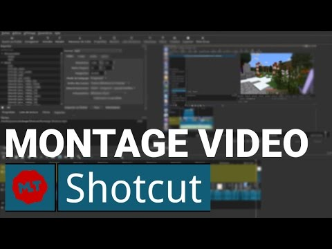 Tutoriel: Le montage vidéo avec Shotcut