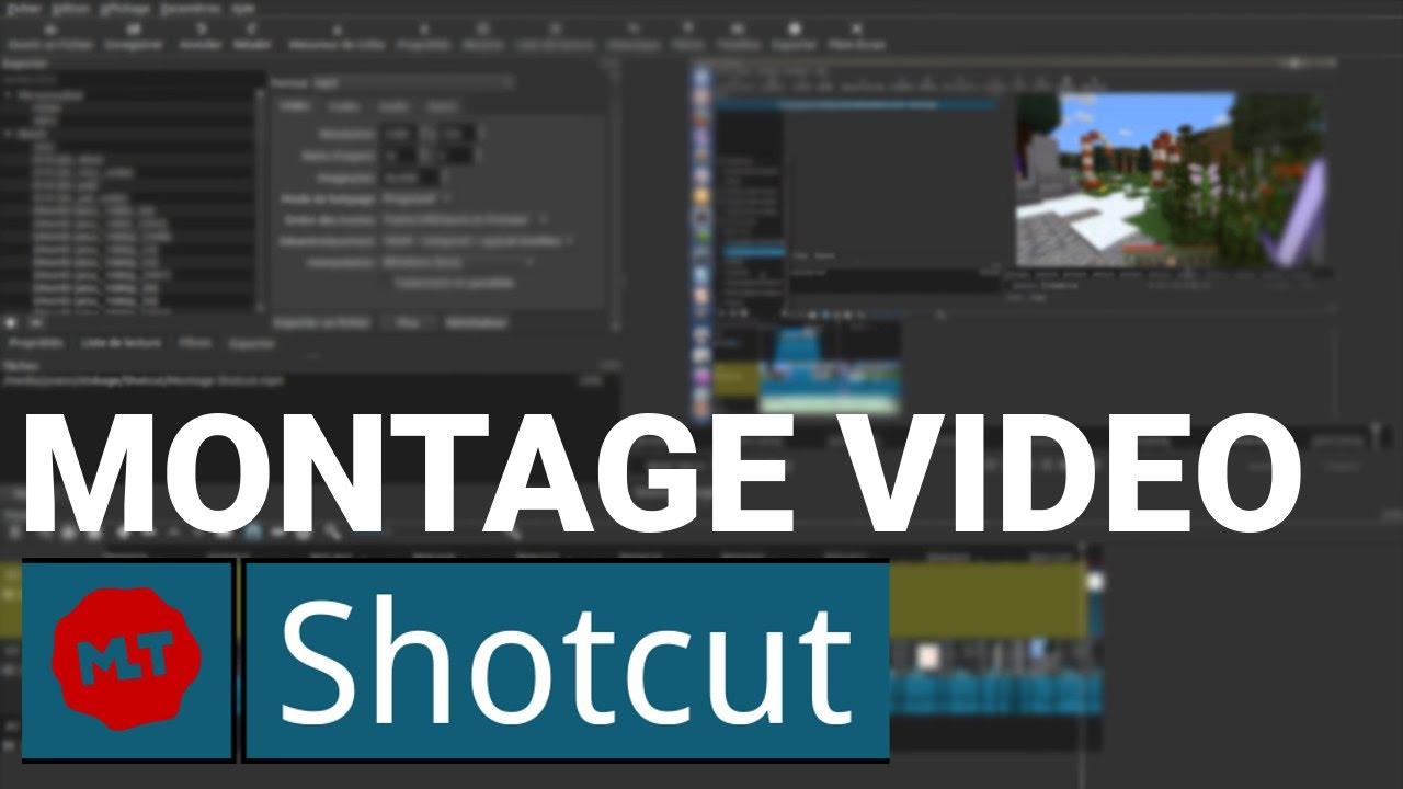 Shotcut - Le Bottin des Jeux Linux