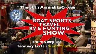 2015 La Crosse Boat, Sports, Travel, Rv, & Hunting Show