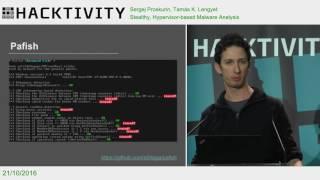 видео Релиз гипервизора Xen 4.11