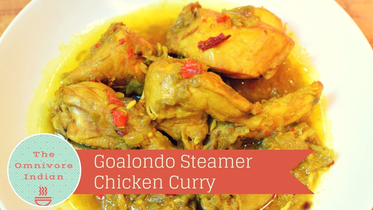 Goalondo steamer chicken curry bengali heritage recipe youtube goalondo steamer chicken curry bengali heritage recipe forumfinder Images