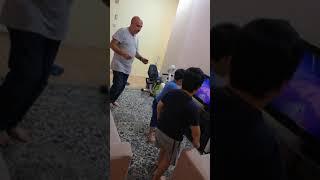 My PAPA Vazgen&my brother Sevan & me Ararat Kevin.Dancing Arme…
