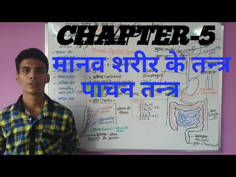 GENERAL SCIENCE System of Human Body पाचन तंत्र PART-1 FOR UPSC, SSC, ALL STATE LEVEL EXAM