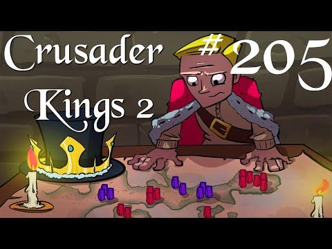 Crusader Kings 2 | Charlemagne | Roma Surrectum (Rome Rises) Part 205