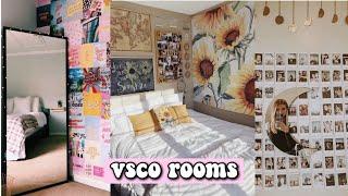 vsco rooms/tik tok compilation