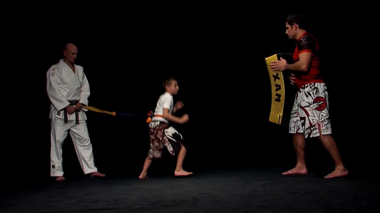 Sport de combat 3 ans