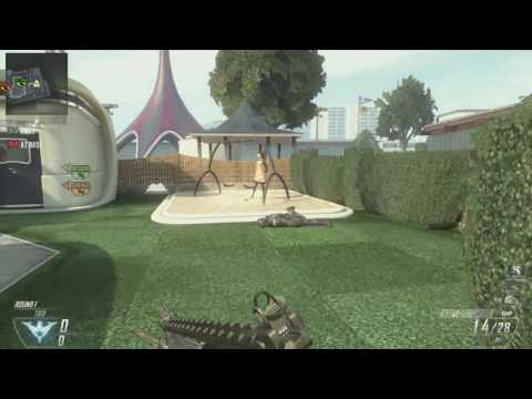 bo2 3rd person glitch