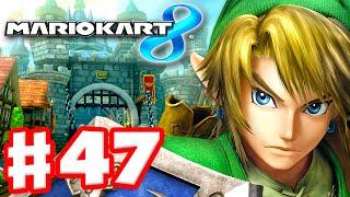 Mario Kart 8 - Gameplay Part 47 - 50cc Egg Cup and Triforce Cup DLC (Nintendo Wii U Walkthrough)