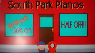 South park clip: Kenny is self-aware!?