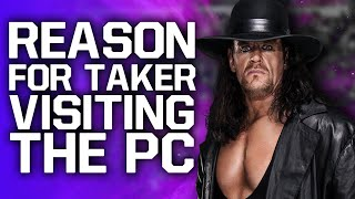Reason The Undertaker Was At WWE Performance Center | Major AEW Angle Changed At The Last Minute