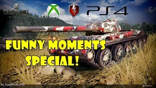 World of Tanks - Funny Moments | CONSOLE & BLITZ Special!