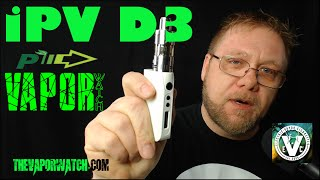 iPV D3 80W TC Mod by Pioneer4You REVIEW! Compact!