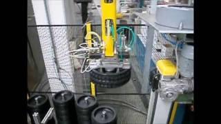 Производство пластмассовых колес(применение промышленных роботов при производстве изделий из пластмасс. Компания ASM Robotics является неоспори..., 2016-06-01T11:42:10.000Z)