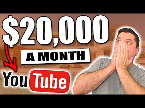 Profitable YouTube Niche Ideas To Make $20,000 A Month (FULL REVIEW) thumbnail