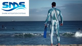 DRAMATIC FOOTAGE: Scientifically developed shark deterrent wetsuit tested on wild sharks