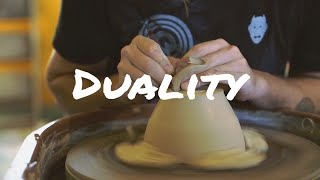 Duality | Ceramics + Drumming Documentary