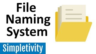 The Best Way to Name Your Files (3-Step File Naming System)