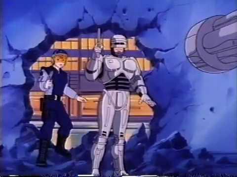 Robocop Desenho Desenho Dublado H R Boa Imagem 12 Episodios