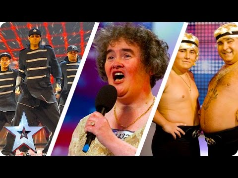 The Best Of Britain's Got Talent 2009! | Including Auditions, Semi-Final & The Final!