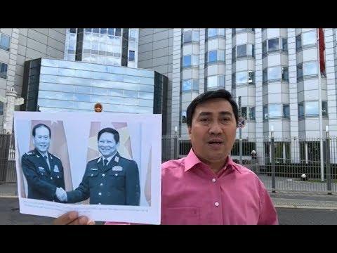Việt Nam - Trung Quốc đối đầu ở Bãi Tư Chính!