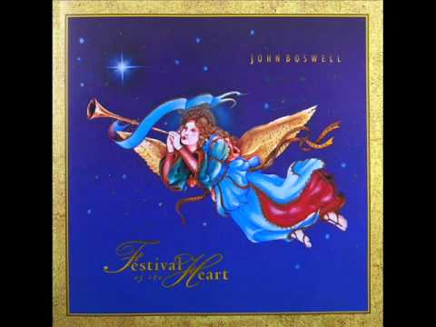 John Boswell Christmas songs : Greensleeves, God Rest Ye Merry Gentlemen, O come Emmanuel