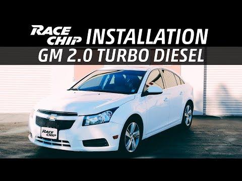 GM 2.0L Turbo Diesel RaceChip Installation | Chevrolet Cruze | Malibu