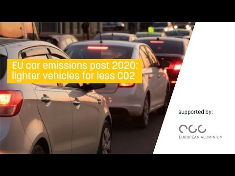 EU car emissions post 2020: lighter vehicles for less CO2