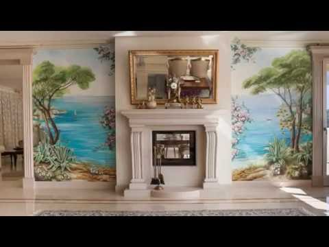 custom-trompe-l'oeil-paintings