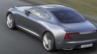 The Next-Generation Volvo S60 Concept Videos