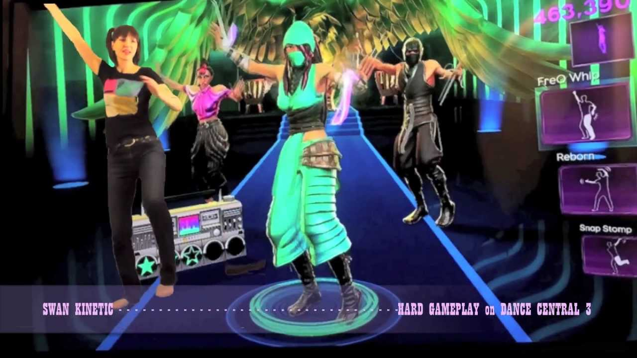 Dance Central 3, I Am The Best, Gold Stars on Hard, 100% ...