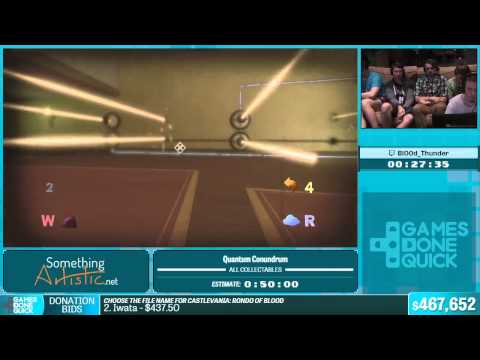 Quantum Conundrum by Bl00d_Thunder in 48:32 - Summer Games Done Quick 2015 - Part 104