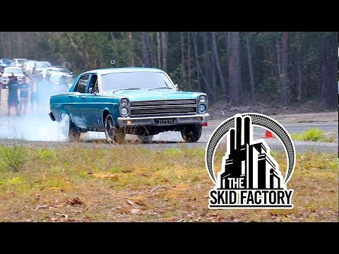 THE SKID FACTORY - V8 Turbo Ford Fairlane [EP13]