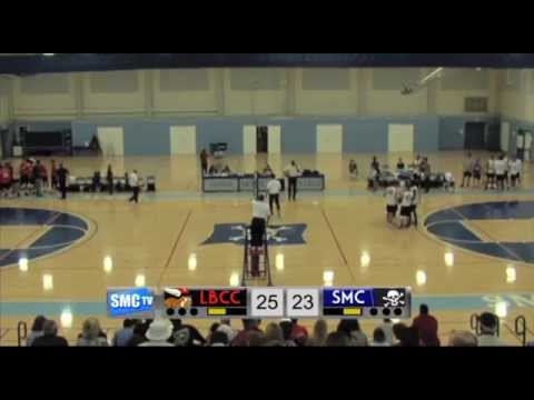 Santa Monica College Men's Volleyball vs Long Beach City College - March 6, 2015 (Full Game)