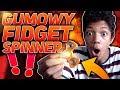 GUMOWY FIDGET SPINNER! [KONKURS]