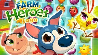 Farm Heroes Super Saga - King Walkthrough