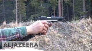 US gun debate five years after Sandy Hook massacre