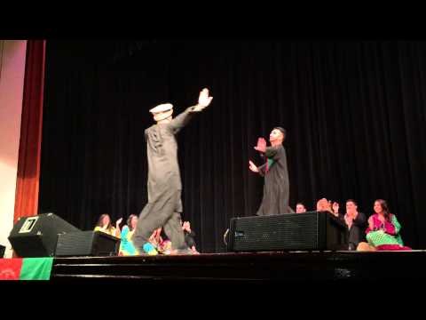 UC Berkeley Afghan Student Association's 7th Annual Culture Show- Boy's Dance