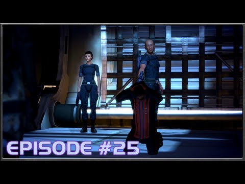 Mass Effect - A Nuclear Trap & Biotic Reparations - Episode 25
