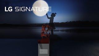LG SIGNATURE…