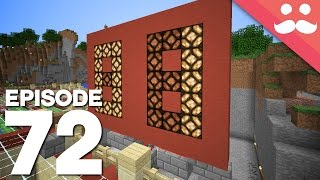 Hermitcraft 4: Episode 72 - WORKING SPOON COUNTER!