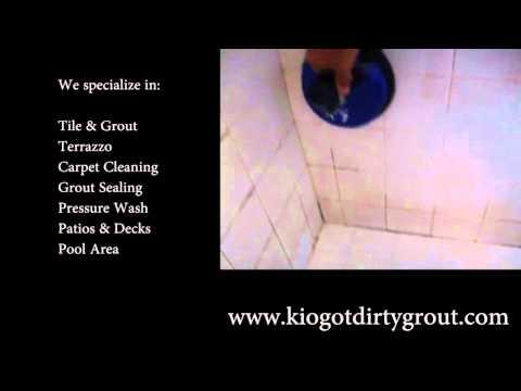 Grout, Soup Scum, Tile Cleaning Service Delray Beach, Boca Raton and Boynton Beach