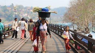 รายการวิถีแดนไทย ตอนสะพานมอญวันผันเปลี่ยน