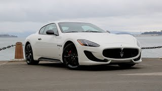 2013 Maserati GranTurismo Sport Road Test and Review - Epic Exhaust(https://www.facebook.com/vehiclevirgins 2013 Maserati Granturismo Sport $150125 4.7L v8 454hp 384ft lbs 0-60 4.7s Curb weight 4350 The maserati ..., 2014-08-22T02:10:59.000Z)