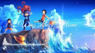 ▶[Nightcore] ★Way Back Home [Sam Feldt Edit]