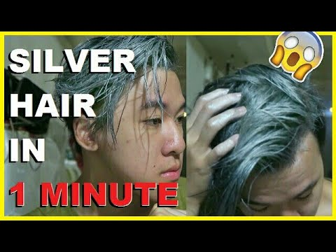 I TRY FACEBOOK KPOP HAIR WAX, WITHOUT DYE AND WITHOUT BLEACH