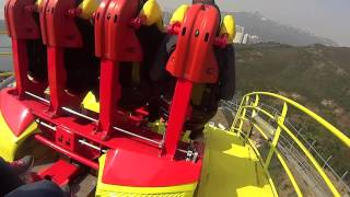 Hair Raiser, Thrill Mountain, Ocean Park, Hong Kong, 20131230