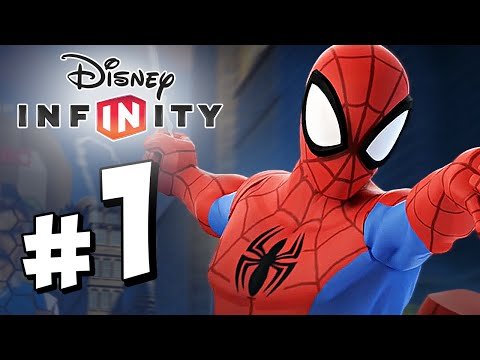 СПАЙДИ ВЕРНУЛСЯ! (Disney Infinity 2: Marvel Super Heroes) #1